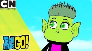 Teen Titans Go! TV | Caballero | Cartoon Network