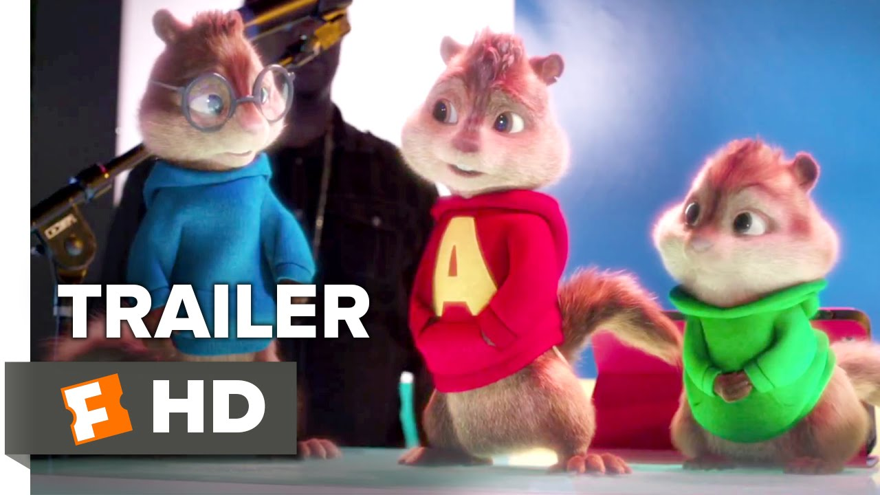 ALVIN AND THE CHIPMUNKS: THE ROAD CHIP Soundtrack - Song