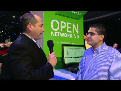 Dell World 2014: Reza Malekzadeh - Value Proposition of Linux-based Networking