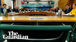 Fake news inquiry: MPs question Facebook – watch live