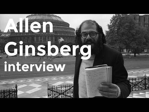 Allen Ginsberg interview (1994)