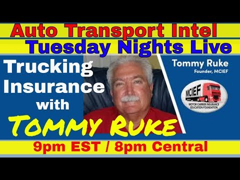 trucking-insurance-training-with-tommy-ruke,-motor-carrier-&-education