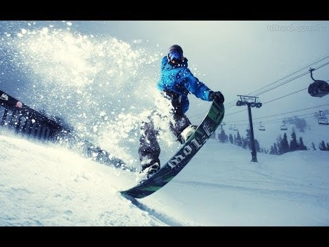Ski  Snowboarding  2014 Full HD