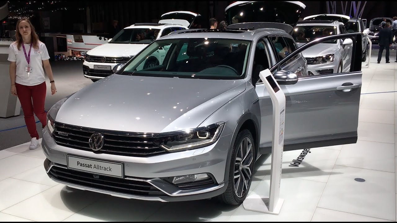 volkswagen passat alltrack 2017 in detail review walkaround interior exterior youtube. Black Bedroom Furniture Sets. Home Design Ideas