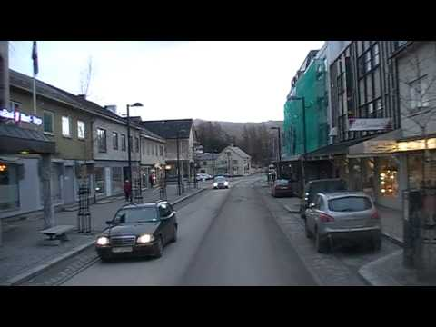 Nord-Norge november 2011