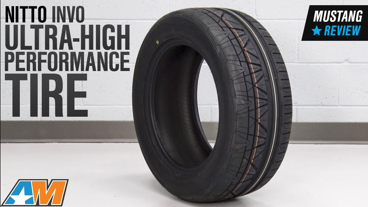 1979 2018 Mustang Nitto Invo Ultra High Performance Tire 17 22