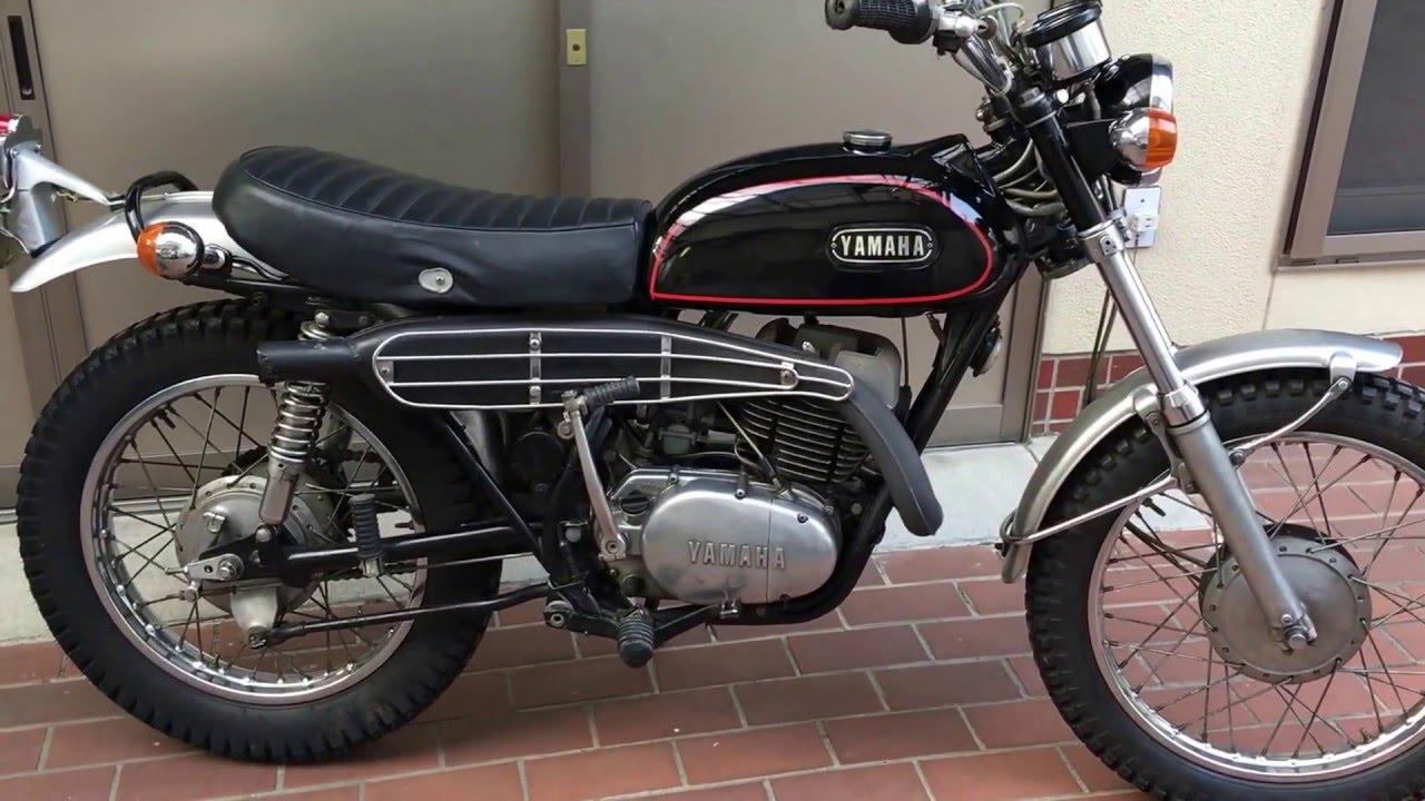 1971 yamaha 360 enduro hobbiesxstyle for Yamaha 360 enduro