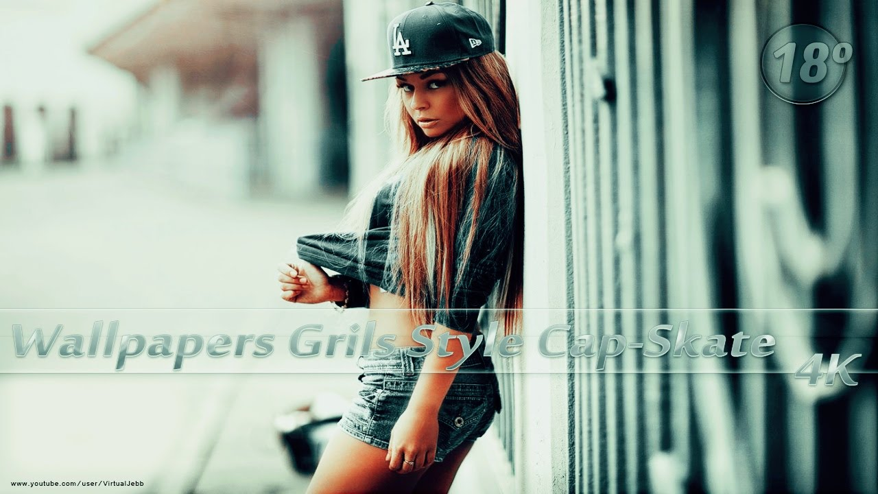 18º Pack Wallpapers 4K Ultra HD Girls Sexys Styel Skate → Virtualjebb 2015 - YouTube