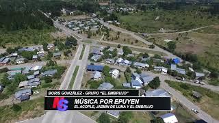 PEÑA MUSICAL PARA AYUDAR AL HOSPITAL DE EPUYEN