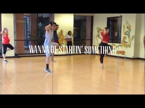 Jazz Funk with Hannah Wolgemuth - Wanna Be Startin' Something