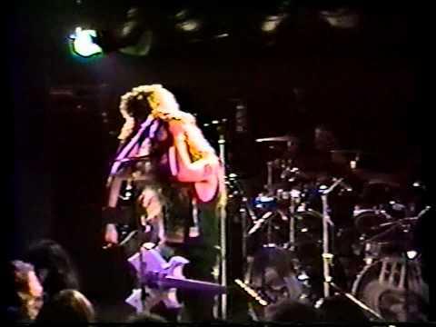 SEPULTURA 1989-11-13 - Cleveland OH, HD