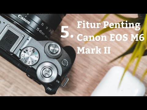 PLUS minus Canon EOS M6 Mark II, Sebelum Membelinya