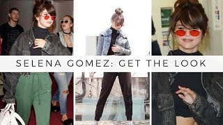 SELENA GOMEZ : Get the look | Selena gomez inspired outfits| Tejaswi