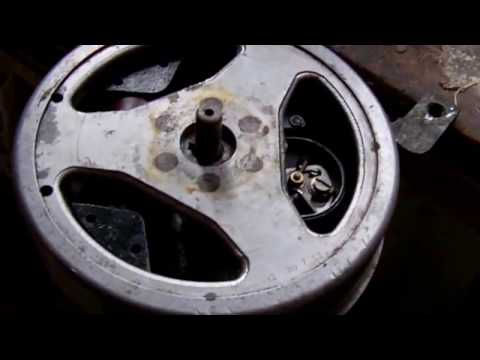 British Seagull Outboard Engine restoration