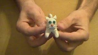 חתול מפלסטלינה