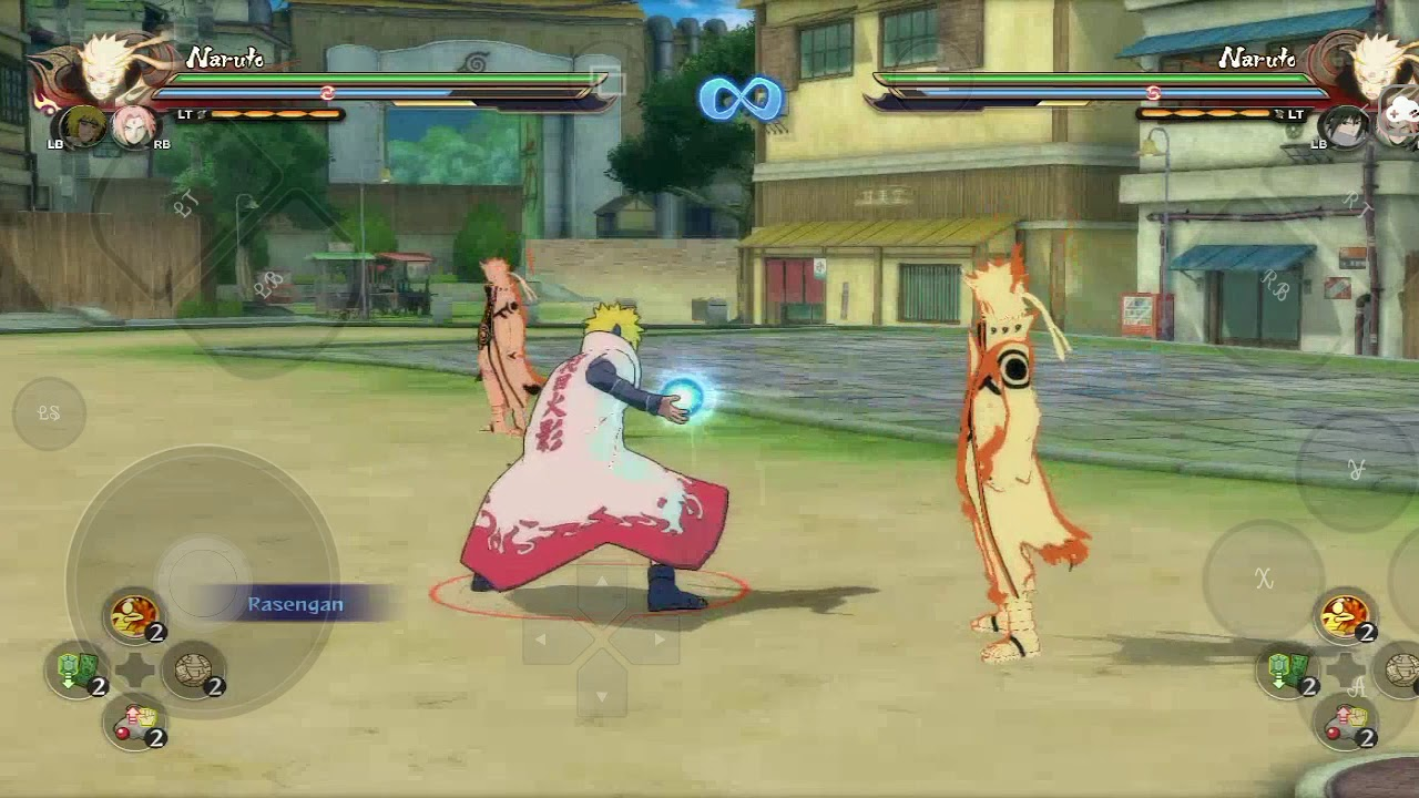Download Game Naruto Ppsspp Iso