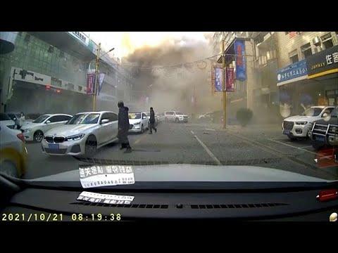 شاهد:  انفجار غاز في مطعم بإحدى أكبر مدن الصين  - نشر قبل 30 دقيقة