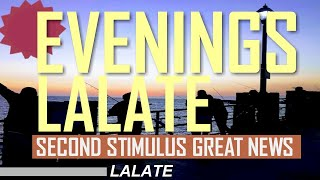 SECOND STIMULUS CHECK: EVENINGS LALATE   Second Stimulus Check Stimulus Package EIDL LOAN $150,000 !