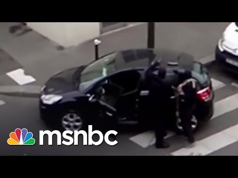 New Charlie Hebdo Attack Footage & More | All In | MSNBC