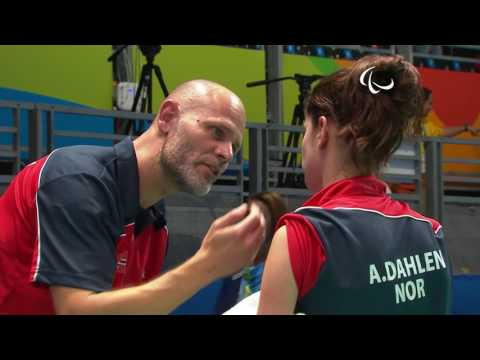 Table Tennis | NOR v PHI |Women's Singles -Qualification Class 8 Group B | Rio 2016 Paralympic Games