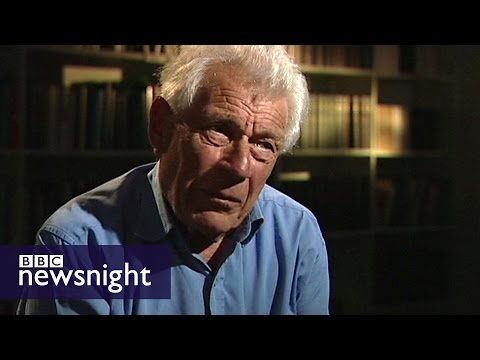 John Berger on Ways of Seeing, being an artist, and Marxism (2011) - Newsnight archives
