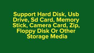 Sandisk Recovery