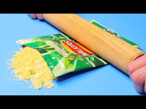 TOP 17 SMART IDEAS AND SIMPLE LIFE HACKS