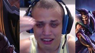 Tyler1 Quits League Of Legends