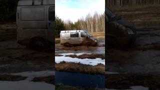 Соболь 4х4 грязь