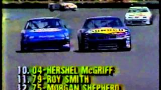 1989 NASCAR Winston Cup Banquet Frozen Foods 300k @ Sears Point/Infineon/Sonoma (Full Race)