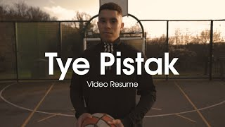 Tye Pistak | Video Resume | Adidas Marketing Application | Hertfordshire Video Production Company
