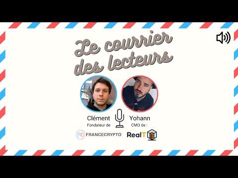 """Podcast : """"Le courrier des lecteurs"""" : Les NFTs"""