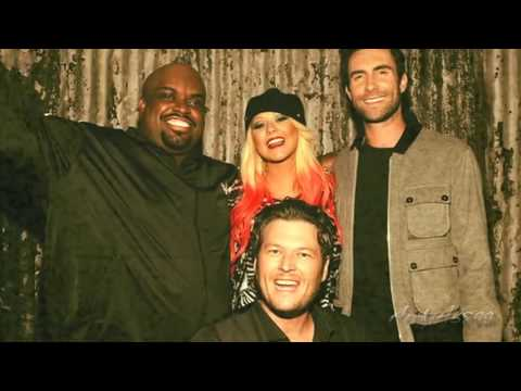 The Voice usa -  Time of Your Life