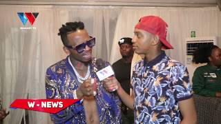 NI HISTORIA DIAMOND AZUNGUMZIA MAFANIKIO YA WASAFI FESTIVAL/NA SHOOT VIDEO NA WIZKID
