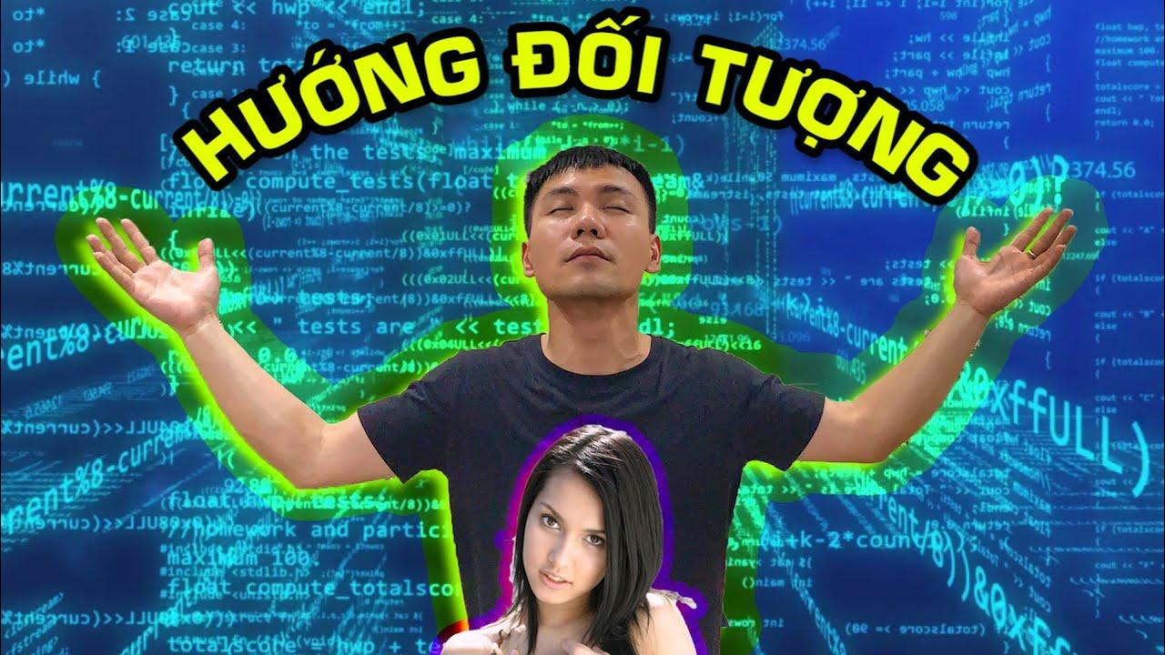 Học xong lập trình hướng đối tượng chỉ trong 1 giờ cùng Maria Ozawa