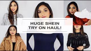 HUGE SHEIN TRY ON HAUL!!