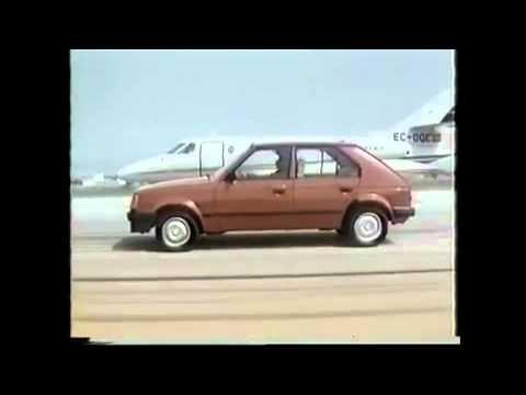   Peugeot Talbot Horizon 1.9 65CV   ANUNCIO 1980  
