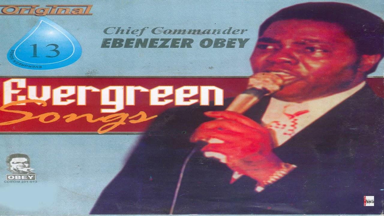 Chief Commander Ebenezer Obey Ijesha Official Audio Youtube