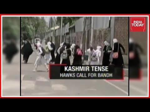 Separatists Calls For Kashmir Bandh After Abu Dujana's Encounter