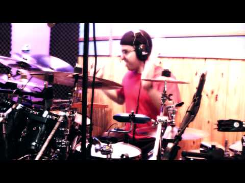 Jaspion Opening Theme (Drum Cover) Marcos JR
