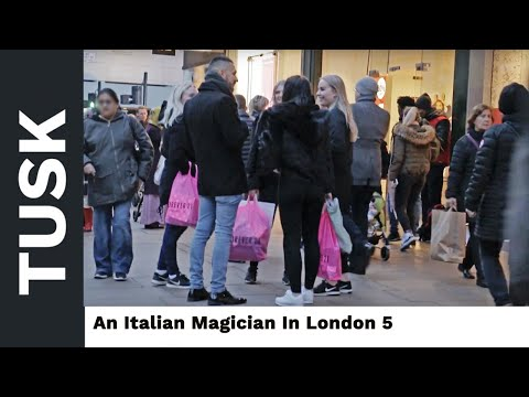 Francesco Episode 5: Winter Evening Street Game In The Big Smoke | 5 Hour Daygame Training In London