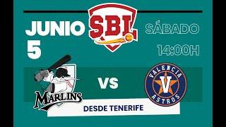 Marlins Puerto Cruz vs. Astros de Valencia