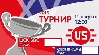 ЦСК ВВС (Самара) - Молот-Прикамье (Пермь)