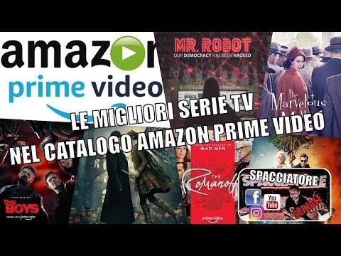 Le Migliori Serie TV nel Catalogo Amazon Prime Video