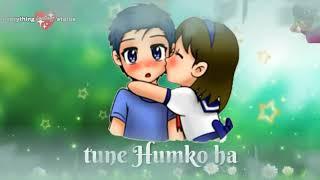 Chahe Dukh Ho Chahe Sukh Ho Dil Ne Tujhko Hi Pukara WhatsApp status video