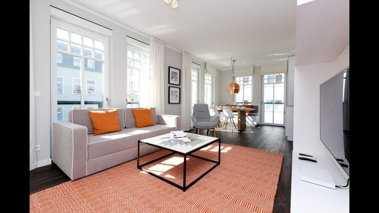 Villa Westend | Wohnung 09 im Seebad Ahlbeck | UsedomTravel - YouTube