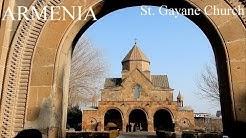 LookingThroughMySpecs St Gayane  Armenia