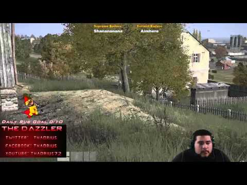 DayZ SA- The Screenshot Massacre