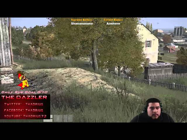 DayZ SA- The Screenshot Massacre Travel Video
