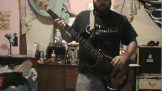 Branthrax Bass Cover - Steve Miller Band - Space Cowboy